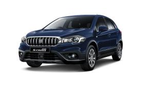 Suzuki S-Cross SUV SUV ALLGRIP 1.4 Boosterjet MHEV 129PS SZ5 5Dr Manual [Start Stop]
