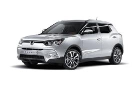 Ssangyong Tivoli SUV SUV 5Dr 1.2 P 128PS EX 5Dr Manual [Start Stop]