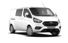 Ford Transit Custom Crew Van 280 L1 2.0 EcoBlue FWD 105PS Trend Crew Van Manual [Start Stop] [DCiV]