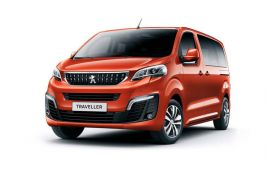 Peugeot Traveller MPV Standard 5Dr 2.0 BlueHDi FWD 180PS Business VIP MPV EAT [Start Stop] [7Seat]